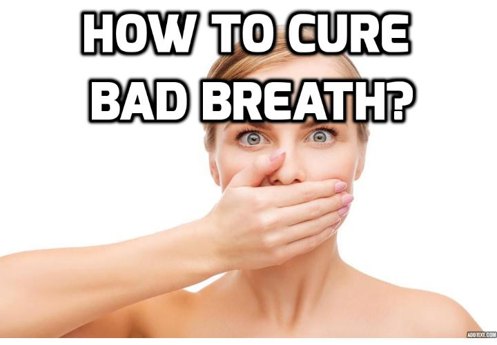 Diseases such as asthma, cystic fibrosis, and lung cancer can cause bad odor in the mouth - Bad odor in the mouth, also known as halitosis, can be caused by a variety of medical conditions. Illnesses that affect the lungs can create an unpleasant oral odor from complications like increased mucus production or side effects from medications.