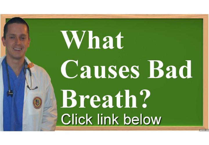 Health issues that may have caused bad breath - Bad breath, also known as halitosis, can be caused by a variety of conditions. Certain health issues can lead to bad breath, as well as other negative side effects. Health issues such as frequent respiratory infections and systemic organ illnesses are conditions that can cause chronic bad breath.