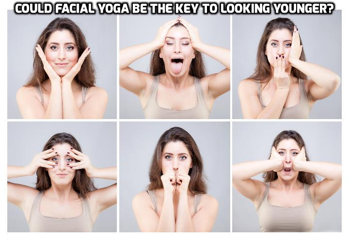 Could facial yoga be the key to younger-looking skin? Facial Yoga has been making a name for itself as an alternative anti-aging beauty treatment for some time now. The concept involves using exercises to tone, lift and sculpt muscles in the face and counteract sagginess and puffiness for a rejuvenated appearance.