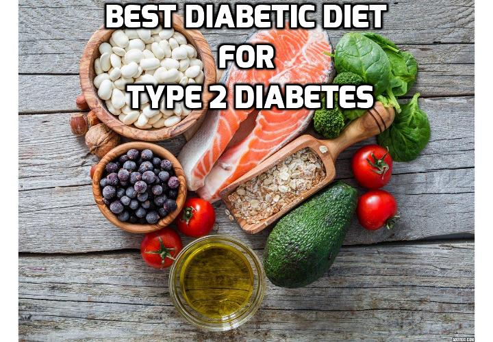 Which is Really the Best Diabetic Diet for Type 2 Diabetes? This post discusses about the hard facts about diabetes, what causes diabetes and what foods to eat or avoid in the best diabetic diet. There are 2 video clips about the dangerous foods to avoid and the top 10 foods to have in the best diabetic diet.