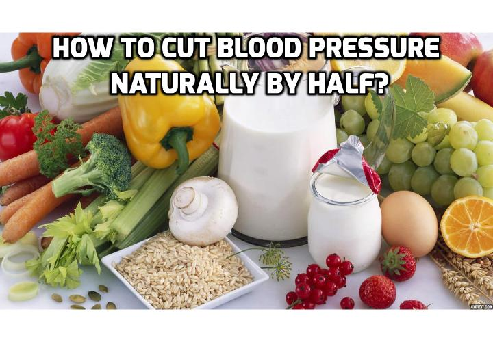 "These 2 Common Ingredients Cut Blood Pressure by Half - Now this may go against everything you've ever heard about how to cut blood pressure. In fact, this may prove that you are right all along and the doctors and other ""health experts"" were leading you the wrong way, telling you to cut down on these 2 common ingredients."