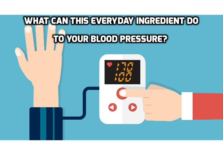 What Can This Everyday Ingredient Do to Your Blood Pressure? What to Avoid if You Want to Keep Your Blood Pressure Level Healthy? What Does HFCS Got to Do with Your Blood Pressure? What You Can Do to Keep Your Blood Pressure Level Healthy?